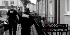 Police Show 'we Care' During National Safeguarding Week