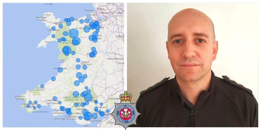Police Use Live Data To Track Demand As Six Times More Bikers Take To The Roads