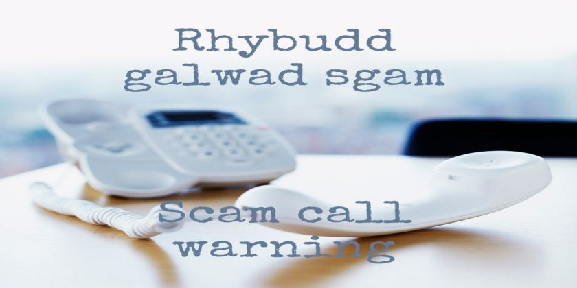 Scam Call Warning