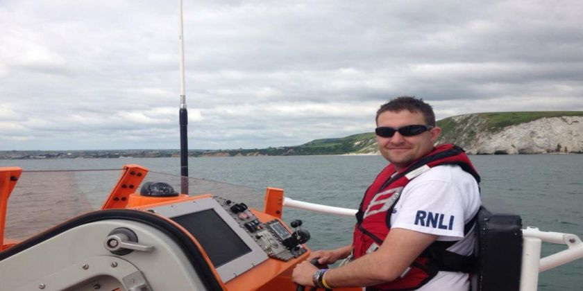 Tenby Police Officer's Double Life As Rnli Volunteer