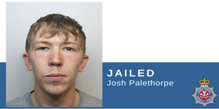 Two Year Jail Sentence For Man Found Surrounded By Stolen Goods